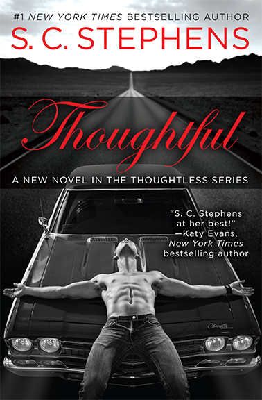 *~*Thoughtful by S.C. Stephens Blog Tour – Review, Author Interview & Giveaway*~*
