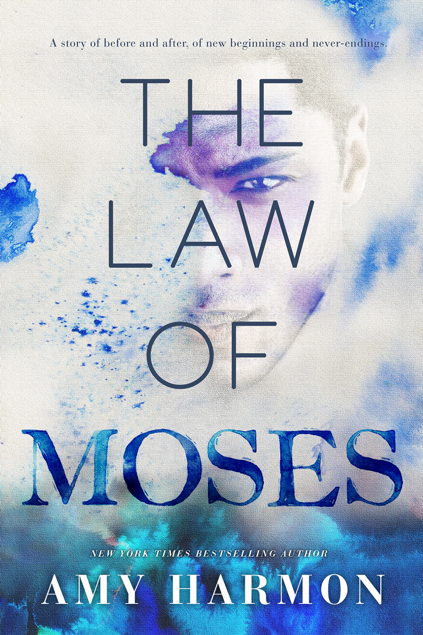 *~*The Law of Moses by Amy Harmon Blog Tour – Author Interview & Review*~*