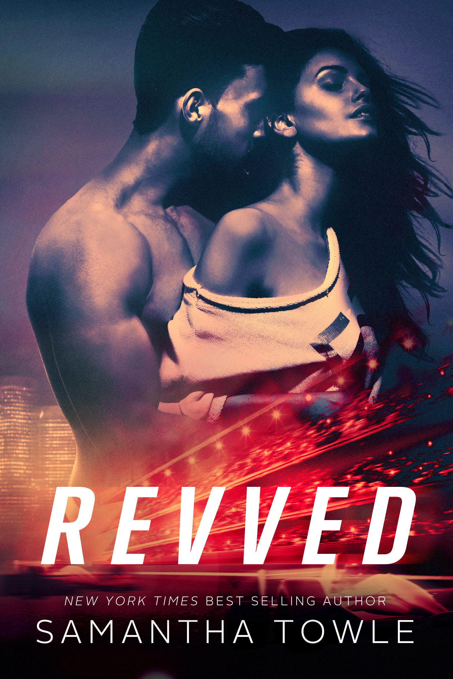 *~*Revved by Samantha Towle Blog Tour – Review, Excerpt & Giveaway*~*