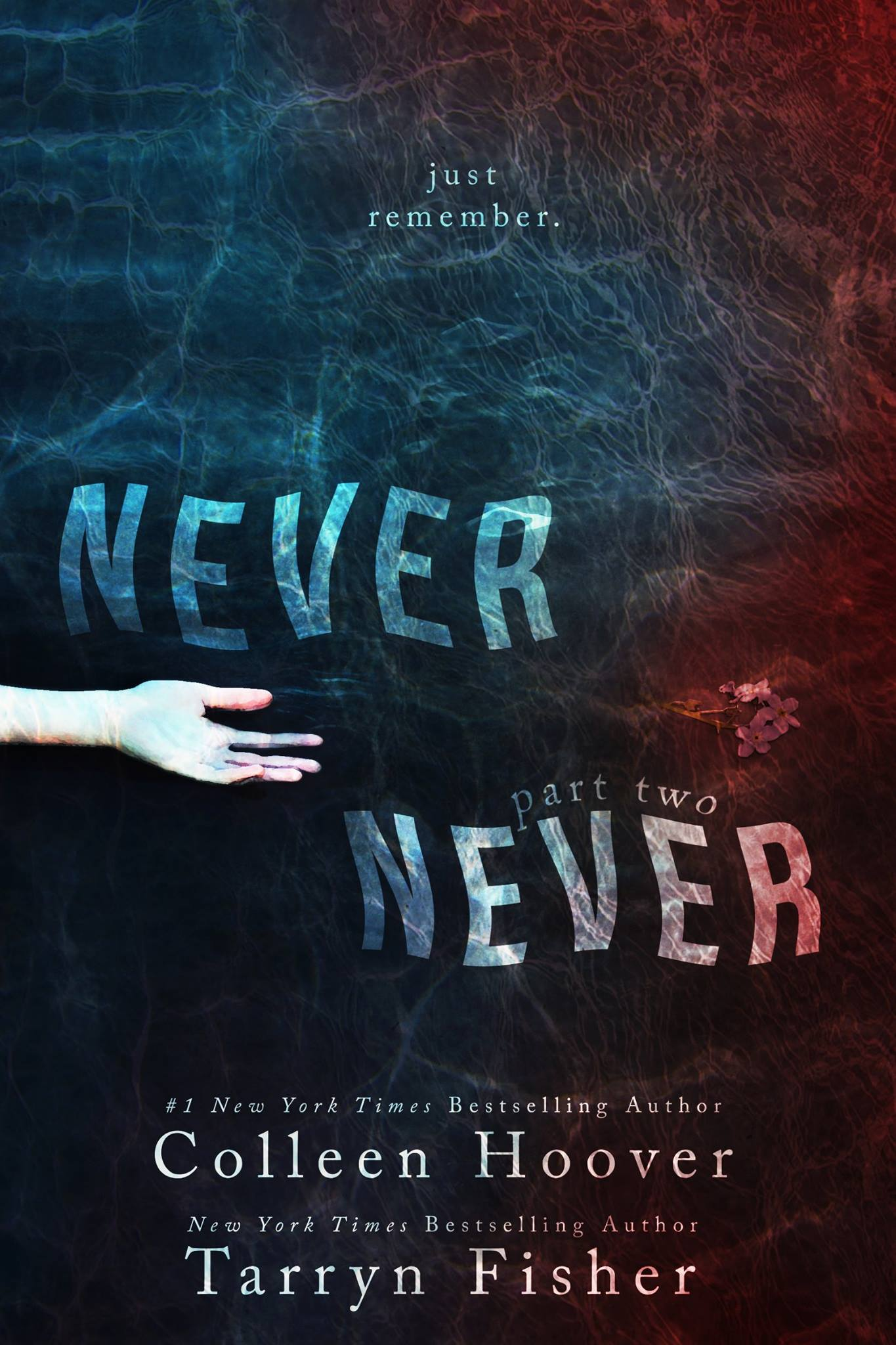 *~*Never Never Part Two by Colleen Hoover and Tarryn Fisher Blog Tour – Review*~*