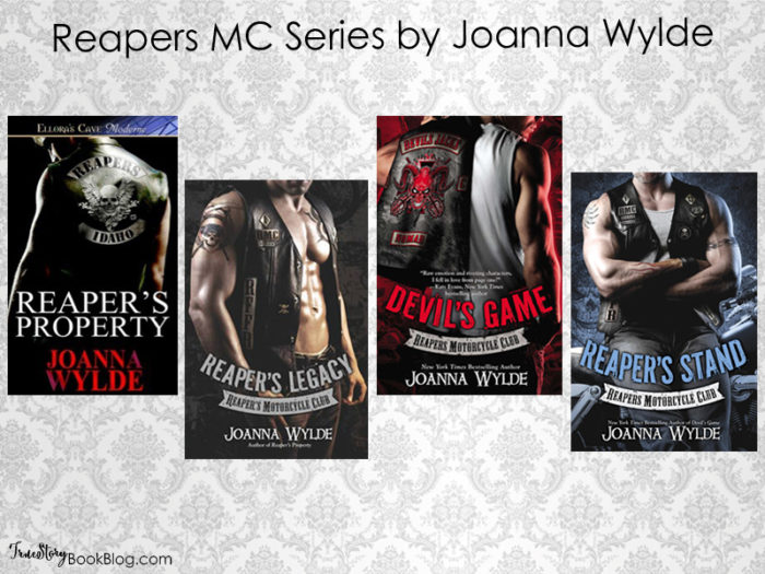 Title Reapers Property MC Series Book 1