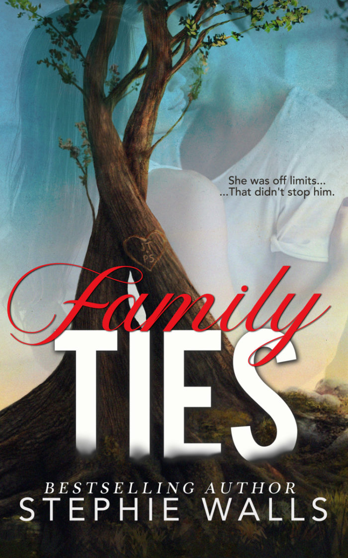 family ties by stephanie walls release blitz excerpt teasers